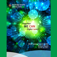 2012 Cancer Annual Report for Northridge Hospital